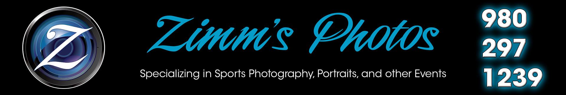 Zimm's Photos Banner